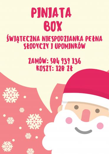 Piniata Box